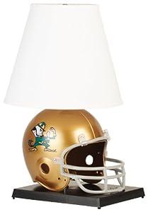 NCAA Notre Dame Fighting Irish Helmet Lamp by WinCraft