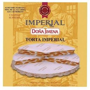Dona Jimena-Turron Torta Imperial Deluxe 200g