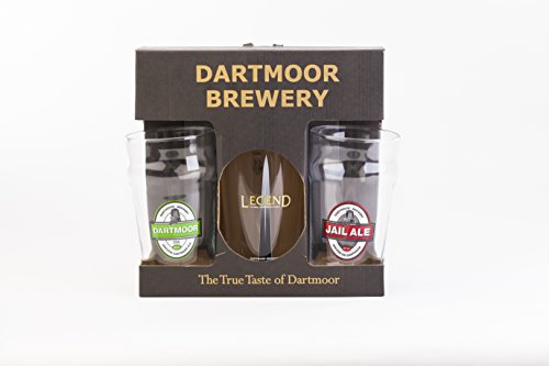 Dartmoor Ale Glass Gift Set