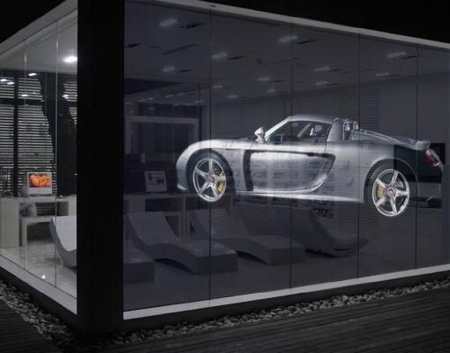 XXL FensterBild Porsche Carrera GT No.3 online kaufen