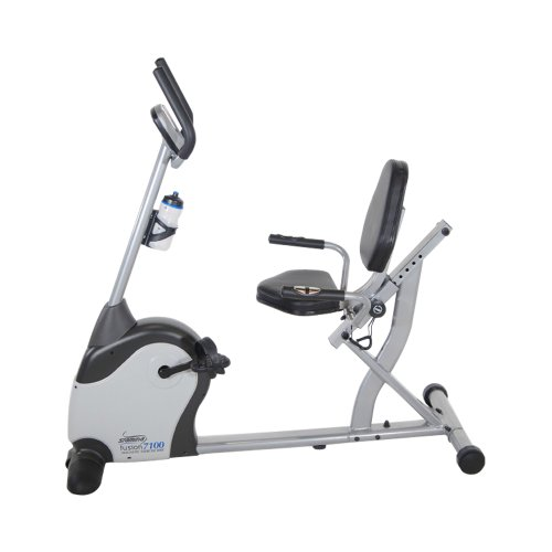 Stamina Magnetic Fusion 7100 Exercise Bike, Silver