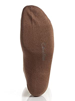 Calvin Klein Men's Pure Cotton Rib Socks