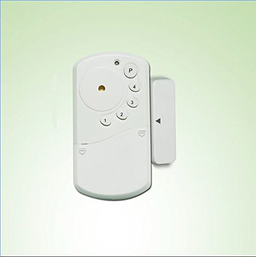 vigilant family protection wireless digital door window burglar alarm with programmable. Black Bedroom Furniture Sets. Home Design Ideas