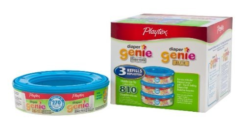 playtex-diaper-genie-disposal-system-refills-1620-count-total-6-pack-of-270-each-by-playtex