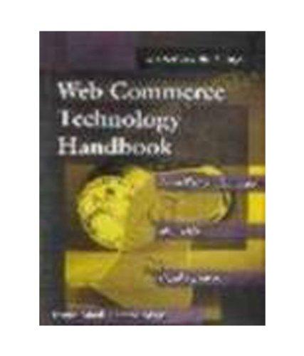 Web Commerce Technology Handbook