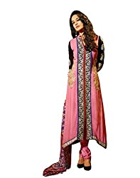 Indiweaves Casual Party Wear Salwar Suit Dress Material