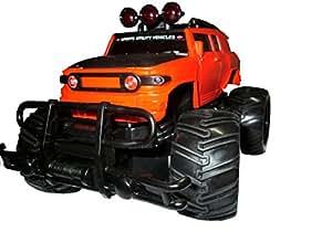WebKreature Radio Control Extreme Rock Crawler Monster Truck Orange