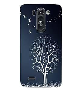 ColourCraft Printed Design Back Case Cover for LG D722 K