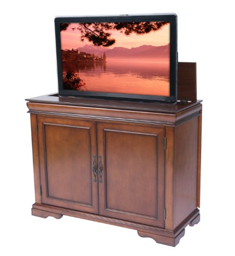 Mechanical Tv Lift Hardware : Baby you can read touchstone tremont lift cabinet great