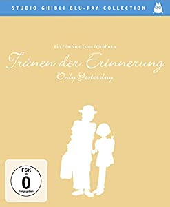 Tränen der Erinnerung - Only Yesterday - Studio Ghibli Blu-Ray Collection
