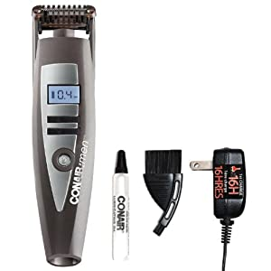 conair gmt900c i stubble trimmer health personal care. Black Bedroom Furniture Sets. Home Design Ideas
