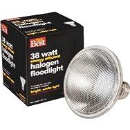 38W Halogen Floodlight Light Bulb-38W PAR30 SH FLOOD BULB