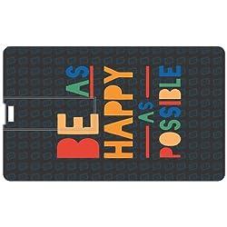 Printland 8GB Pen Drive,(Multicolor)