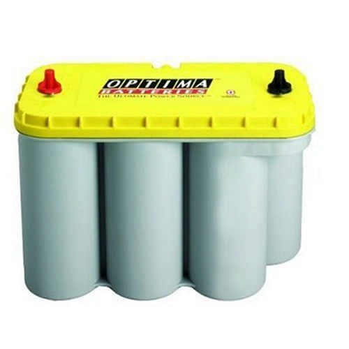 Optima Batteries 8051-160-FFP D31A YellowTop Dual Purpose Battery