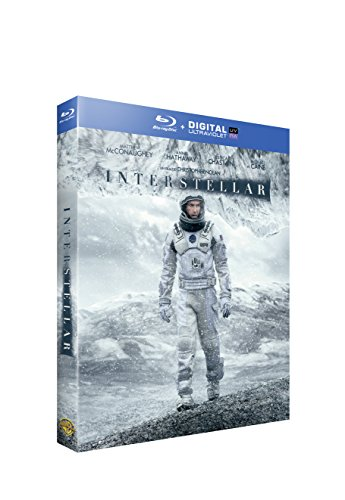 Interstellar [Francia] [Blu-ray]