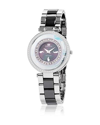 Grafenberg Reloj de cuarzo Woman GB207-127 Plateado 37 mm