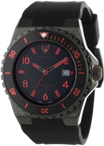 Swiss Eagle SE 9039-04 Response Watch