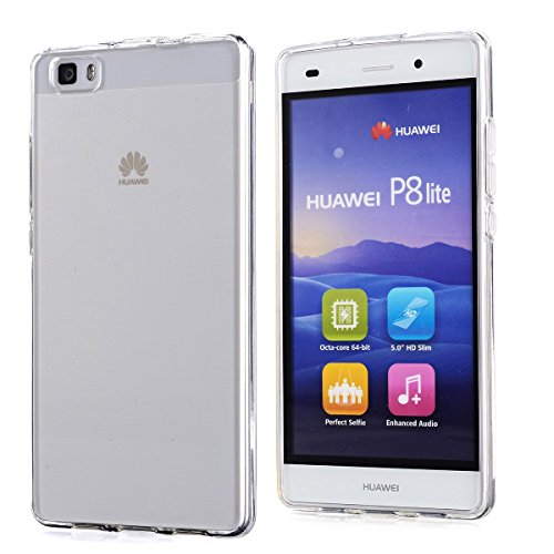Click to buy Huawei P8 Lite Case,LAPOND Scratch Resistant TPU Gel Rubber Soft Skin Silicone Protective Case Cover (Huawei P8 Lite) - From only $399.11