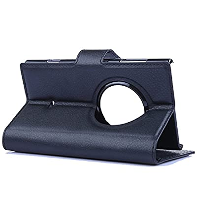 Premium Leather Wallet Flip Bracket Case Cover for Nokia Lumia 1020 from Fettion