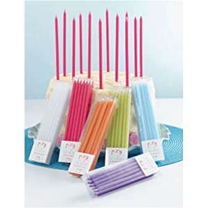 Birthday Cake Candles At Amazon