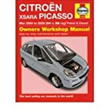 [CITROEN XSARA PICASSO PETROL AND DIESEL SERVICE AND REPAIR MANUAL] by (Author)Randall, Martynn on Apr-30-09