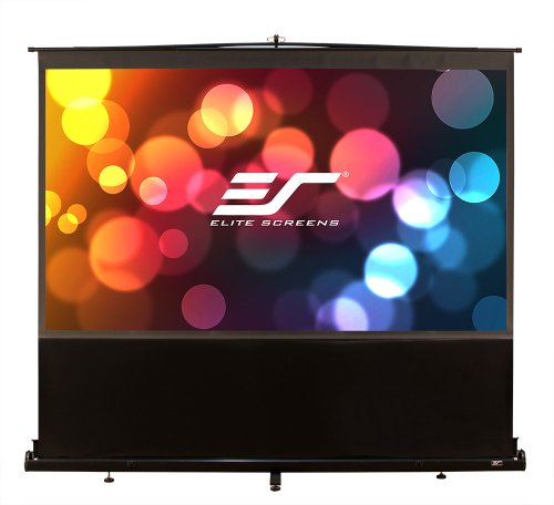 "Elite Screens F95Nwx Ezcinema Series Portable Projection Screen (95"" Diag. 16:10 50""Hx80""W)"