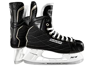 Bauer Nexus 100 Adults' Ice Skates Black/Silver - Size:10.5