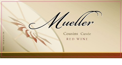 "Nv Mueller ""Cousins Cuvée"" Russian River Valley 750 Ml"