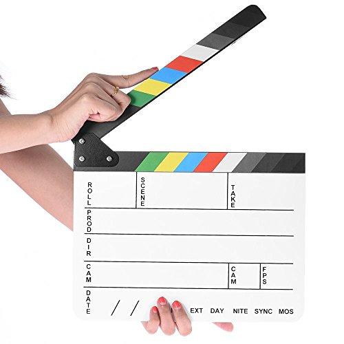 professional-studio-camera-photography-video-acrylic-clapboard-dry-erase-director-film-movie-clapper