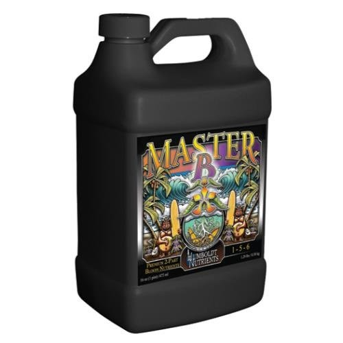 Humboldt Nutrients HNMB410 1-Gallon Humboldt Master Amino Bloom B Nutrients (Bloom Master compare prices)