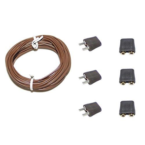 alfred kolbe krippen am 11 weihnachtskrippen zubeh r set 5m kabel 3 stecker und 3. Black Bedroom Furniture Sets. Home Design Ideas
