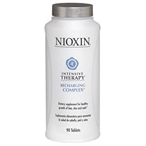 Nioxin Intensive Therapy Recharching Complex 90 Tablets