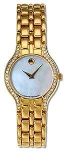 Movado Orizi Women's 18K Yellow Gold Quartz Watch 0691004