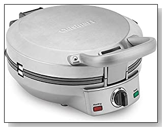 Cuisinart CPP-200 International Chef Crepe/Pizzelle/Pancake Plus