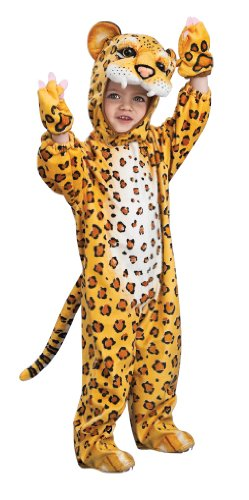 Silly Safari Costume, Leopard Costume