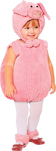 Costumes for all Occasions LF1285TS Pig Toddler 1-2t