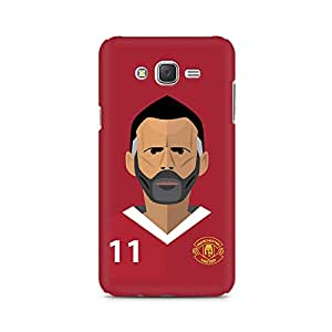 Ebby Manchester Premium Printed Case For Samsung J3 2016