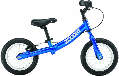 Adventure Zooom Beginner Bike- Blue