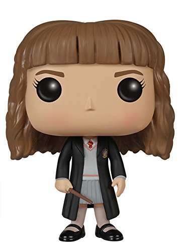 Pop! Movies - Muñeco cabezón Harry Potter - Hermione Granger (Funko 5860)