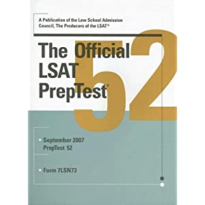 Which LSAT PrepTests should I use?