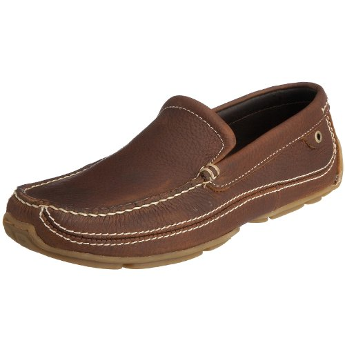 Chatham Marine Men's Cannes Boat Shoe Mid Brown D829-070 7 UK