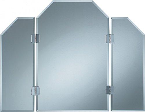 Dreams4Home-Spiegel-Wandspiegel-Facettenspiegel-Badezimmerspiegel-Garderobenspiegel-Klappspiegel-Leevi-84x65-cm-mit-Facettenschliff