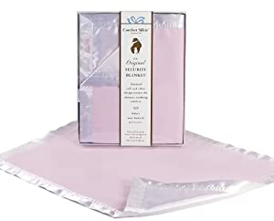 Lilac COMFORT SILKIE Security Blanket ~ The Original. The Best. Award Winning
