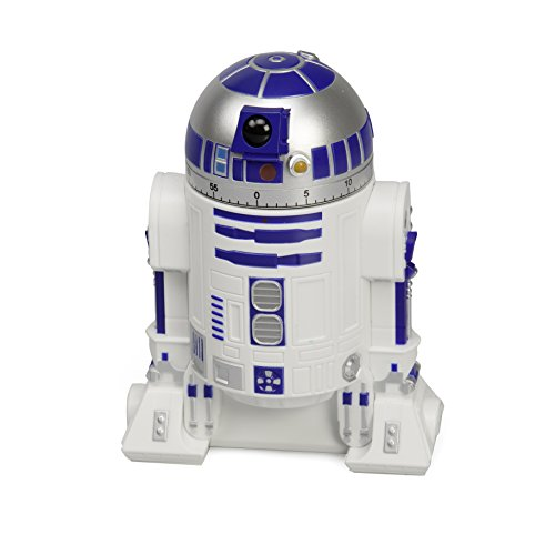 Star Wars Kitchen Timer - R2-D2 Countdown Timer with Rotating Head (Duck Egg Timer compare prices)