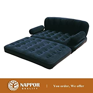 New Bestway Multi Functional Inflatable Sofa Air Bed Couch