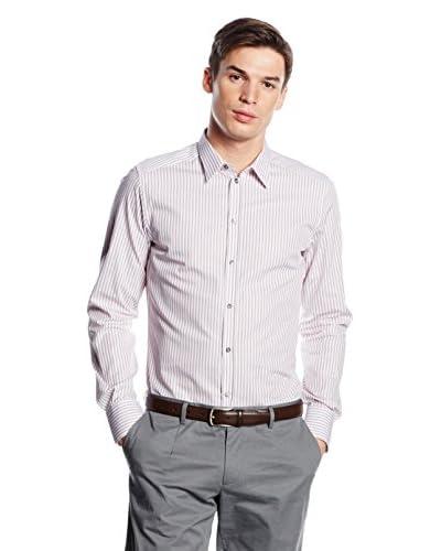 Dolce & Gabbana Camicia Uomo [Bianco/Rosso]