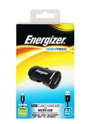 Energizer High-tech car charger Micro USB [EZ-DC1UHMC2]