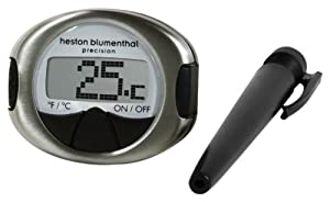 Heston Blumenthal Precision Digital Meat Thermometer