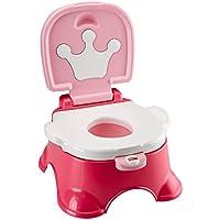 Fisher-Price Stepstool Potty (Pink Princess)