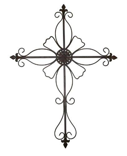 Gardman 8445 Large Cross Wall Art - 34